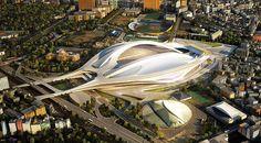japan-architects.com: 磯崎新による意見書「ザハ・ハディド案の取り扱いについて」全文