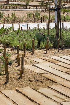 Tagus Linear Park by Topiaris Landscape Architecture -  'PRAIA DOS PESCADORES' (FISHERMEN'S BEACH),