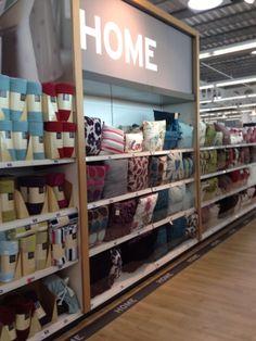 Sainsbury's - Home - Cook & Dine - Homewares - Non Food - General Merchandise - Visual Merchandising - Layout - Landscape - www.clearretailgroup.eu