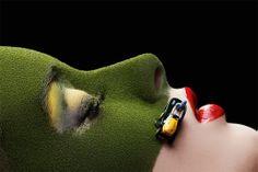 Juan Sánchez Castillo make-up