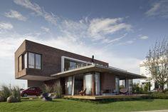 J'adore cette maison... autant son architecture que sa déco!