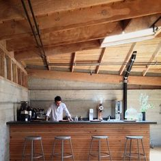 Sightglass Coffee... San Francisco, CA...