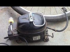 Como conectar un compresor. Encontrar sus bobinas y conectar capacitor. Poner en marcha. Consumo. Canal secundario: https://www.youtube.com/user/tecnicoFSP