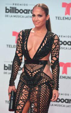 Jennifer Lopez at the 2017 Billboard Latin Music Awards. #celebrity #celebritystyle #billboardawards #redcarpet #jlo #jenniferlopez #fabfashionfix