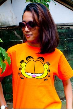Garfield shirt =)