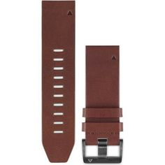 Garmin - QuickFit Wristband for Garmin fēnix 5 and Garmin Forerunner 935 GPS Watches - Brown