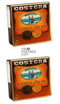 CAVIAR DE ORICIOS 2 LATAS DE 70 GR COSTERA  Conservas del Mar - Conservas Gourmet   12.90€   Precio con I.V.A. Incluido  $16.97