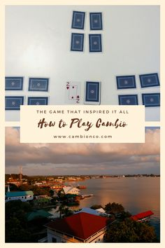 I learned how to play Cambio in Honduras on this beautiful island. It was our favourite game and I'm sure it will be yours too! You Know Where, Do You Like It, Cards On The Table, Playing Card Games, Face Down, Cards For Friends, See Picture, Honduras, Beautiful Islands