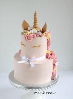 Marsispossu: Yksisarvinen kakku, Unicorn cake