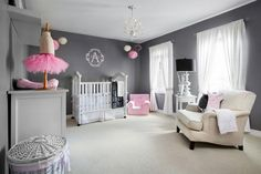 30 Awesome Grey Baby Nursery Decor Ideas | Kidsomania