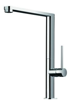Kitchen - Contemporary - KT 511 - Single lever kitchen mixer with right side lever