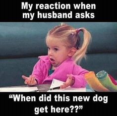 Replace husband with children/friend  lol