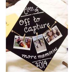 Graduation cap idea 2014! #DIY #crafts