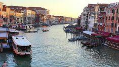 Veneza, Itália, Água, Arquitetura