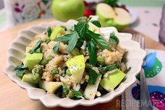 Apple Rice Salad