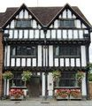 Shakespeare's Stratford - our virtual tour of Shakespeare's Stratford guides you around the town's major Bard-related landmarks Stratford Upon Avon, Virtual Tour, Tours, Cabin, House Styles, Places, Home Decor, Decoration Home, Room Decor