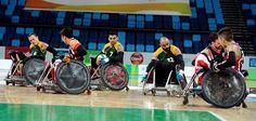 Rio 2016 – Você conhece o Rúgbi em cadeira de rodas? Leia mais:   Rio 2016 – Ever heard of Wheelchair Rugby? Read more: