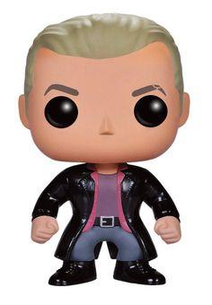 Buffy POP! Vinyl Figur Spike 10 cm Buffy - Im Bann der Dämonen - Hadesflamme - Merchandise - Onlineshop für alles was das (Fan) Herz begehrt!