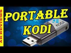 How to Install XBMC KODI on a USB Flash Drive (Portable Kodi 16) - YouTube
