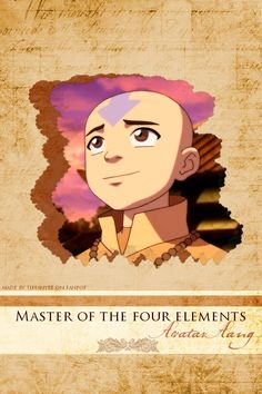 Aang I love you! <3 <3