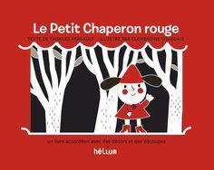 Le petit chaperon rouge, Clémentine Sourdais, Hélium, 2013