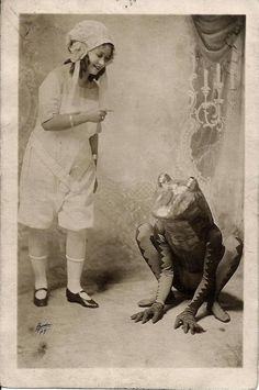 vintage strange photos - Szukaj w Google