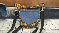 Charlie Holster Bag Pattern with Instructions Burning Man Fashion, Satchel, Crossbody Bag, Concealed Carry, Pdf Sewing Patterns, Horseback Riding, Snug, Messenger Bag, Thighs