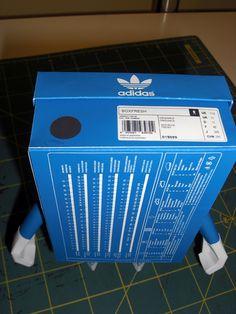 "Wallman Custom ""BOXFRESH"" - SHIN X CTRLR 06 by onetwentythree, via Flickr shin tanaka papertoy papercraft"