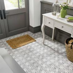 Ted Baker Partridge Grey Wall & Floor Tile 33x33cm | bathroom ...