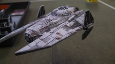 YT-49 Dominator, one of the most sought after ships Imperial Pilots could fly