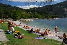 Riva del Garda- Swam here!