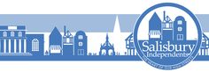Salisbury Indies Week Internet Banner 2014. Banner I created for the Salisbury Indies website in 2014. The look and design of buildings were based directly off of local architecture.