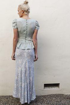 Lily Ashwell Bridget Skirt and Jadey Top