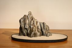 Suiseki - Miniature Rock Mountain