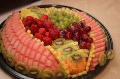 фрукты нарезка-20