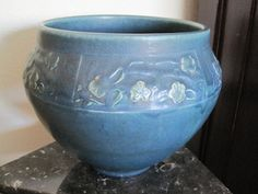 charles stewart todd rookwood | Rookwood Pottery Jardiniere by Charles Stewart Todd