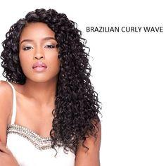 Popular set Brazilian Curly Virgin Hair Extension for Sale Hair Extensions For Sale, Virgin Hair Extensions, Curly Weave Hairstyles, Curly Hair Styles, Brazilian Curly Hair, Deep Curly, Wigs, Popular, Instagram Posts