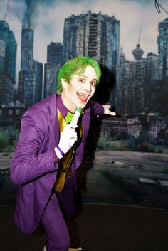 Photographer Perth, Vespa Photography | Oz Comic Con  Perth 2016  My Joker!