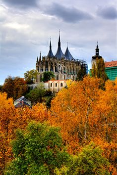 St. Barbara's Cathedral, Czech Republic