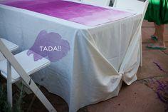 tablecloth knot - Buscar con Google