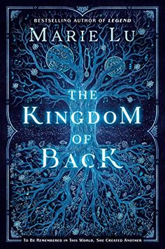 First look Marie Lu turns to historical fiction in brandnew YA fantasy The Kingdom of Back is part of Dystopian books - At long last, Marie Lu is going back in time Ya Books, Good Books, Books To Read, Free Books, Fantasy Book Covers, Fantasy Books, Beautiful Book Covers, Cool Book Covers, Science Fiction