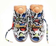 66cd3fed3e57 Melody Ehsani X Reebok Classic Pump Omni Lite - Sneaker Freaker
