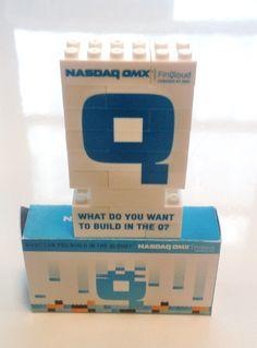 Nasdaq Lego Boxes!