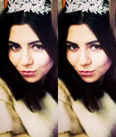Marina Diamandis at Sink The Pink - December 13rd, 2014