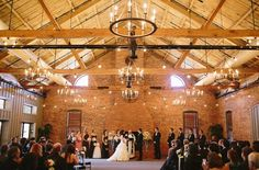 This former cork factory isn't just a great hotel for a weekend getaway, but it has one of the best event venues in the state of Pennsylvania.   Photo: Brooke Courtney