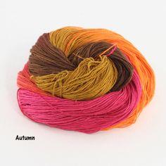 Lace Weight Silk Yarn - Darn Good Yarn * Yarn made by India's Women
