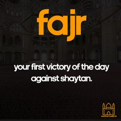 """wethemuslims: """"You snooze, you lose. #fajr """""""