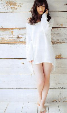 白いワンピース