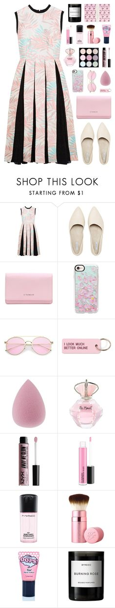 """""""Hold my cup, darling"""" by bestraan ❤ liked on Polyvore featuring House of Holland, Givenchy, Casetify, Various Projects, NYX, MAC Cosmetics, Too Faced Cosmetics, LASplash, Byredo and Ladurée"""