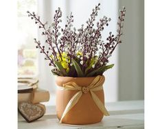 Buy the Gypsophila Plant From K Life. Your online shop for K-lifeHomeFurnishing Gypsophila, Wine O Clock, Artificial, Terracotta Pots, Gifts For Mum, Floral Arrangements, Planter Pots, Christmas Gifts, Vase